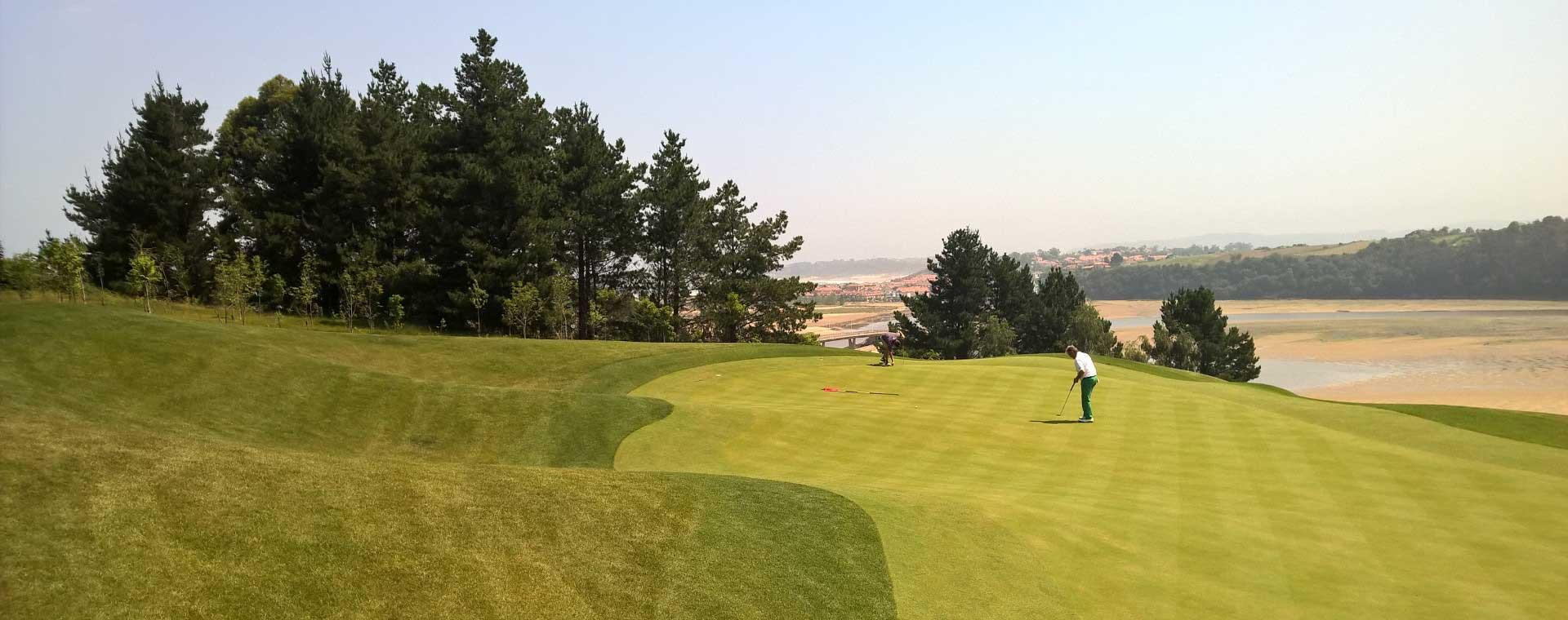 Campo Golf Pedreña