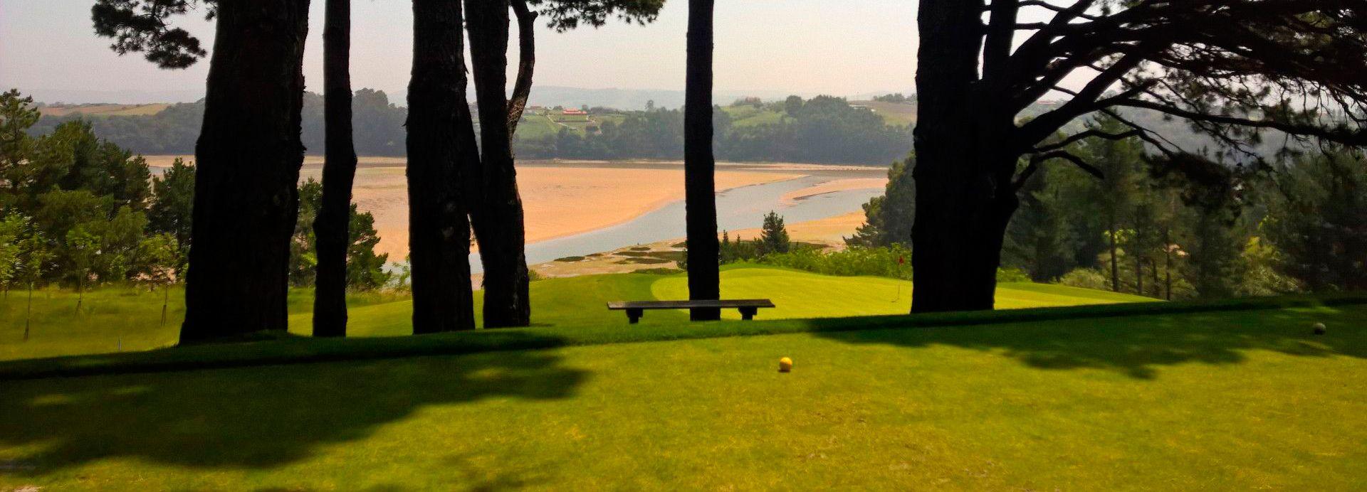 Campo de golf Real Golf de Pedreña